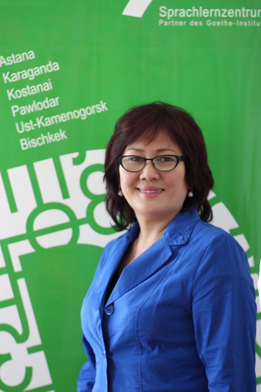 Dr. Ainagul Atakeeva