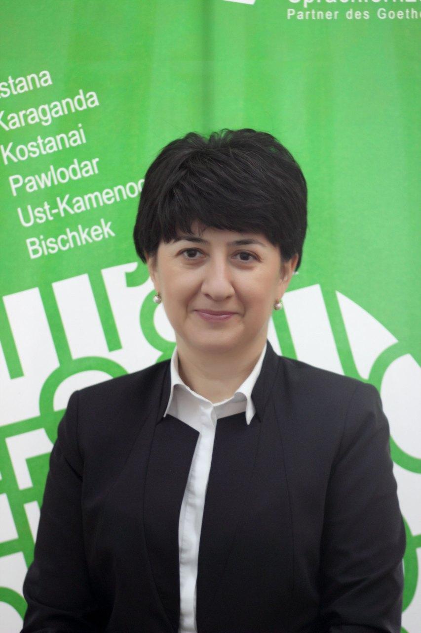 Dr. Zukhra Guzieva