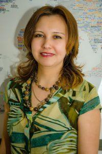 Svetlana Khasenova