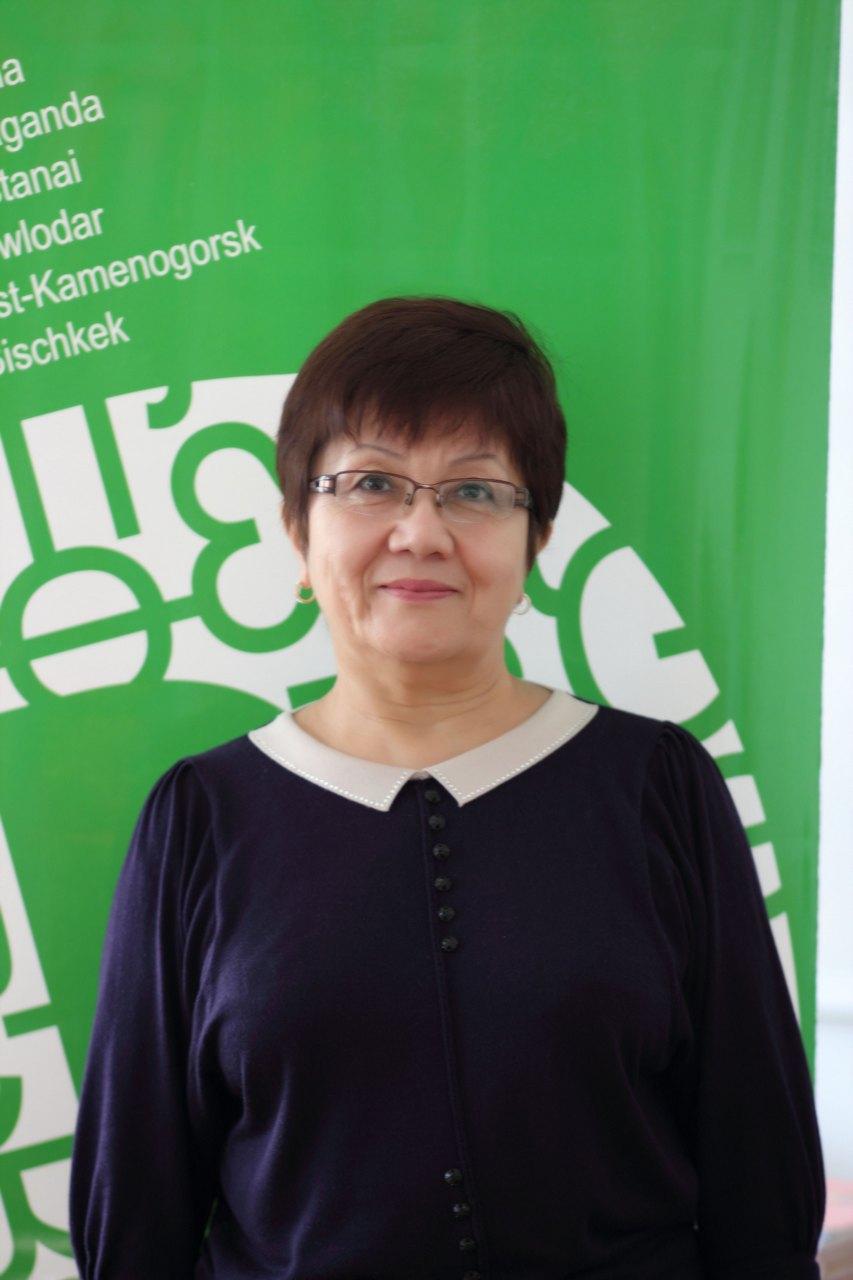 Farida Ibragimova
