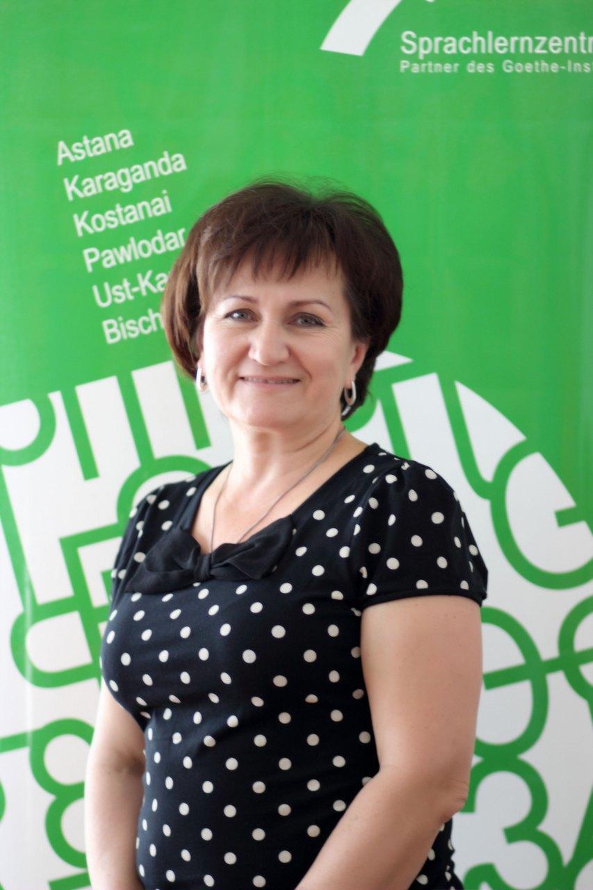 Galina Pogodina