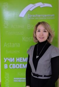 Alma Manapbayeva