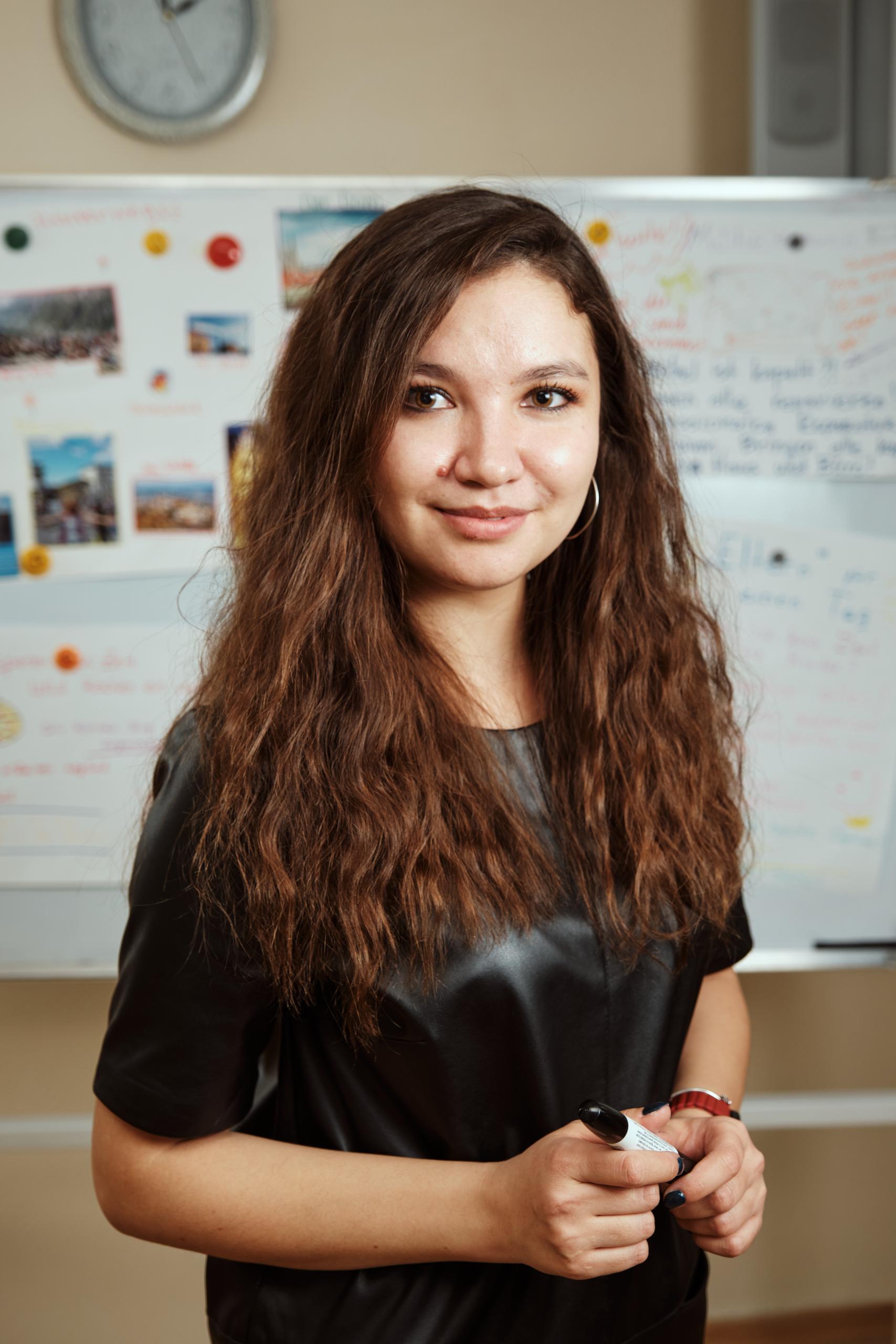 Galiya Abzhanova
